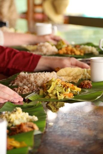 Festmåltid India-style